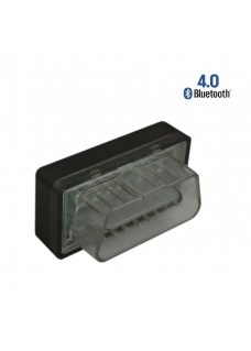 Q-tool Obd Bluetooth 4.0 Module incl. software app (compatible met iOS, Android, Windows)