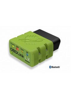 OBDlink LX Bluetooth Interface incl. Software
