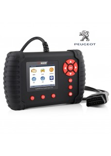 Professionele Diagnosecomputer Vident i400 all systems - voor Peugeot