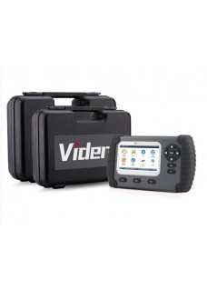 Professional OBD1/OBD2/EOBD Diagnosecomputer Vident 710 All systems (78 Automerken)