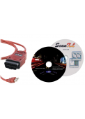 OBDlink Professionele Diagnosemodule USB - OBD2 incl. SCANXL software